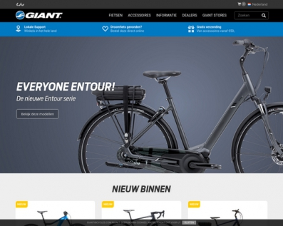 Giant-bicycles.com/nl