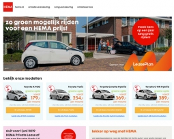 Privatelease.hema.nl