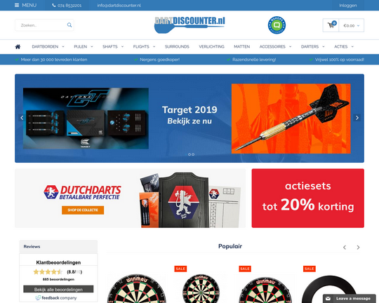Dartdiscounter.nl